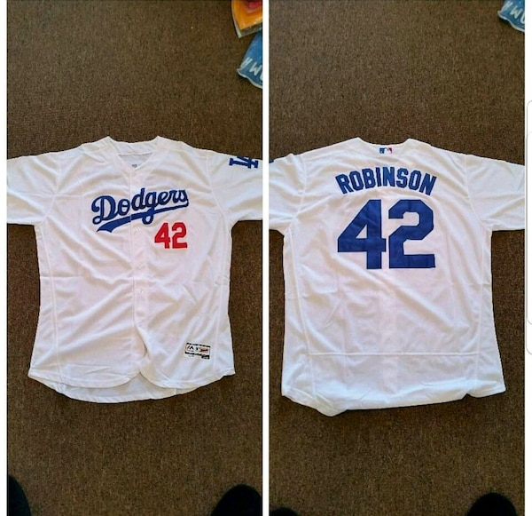 buy popular 95958 f5549 Used white and blue Dallas Cowboys jersey shirt for sale in ...