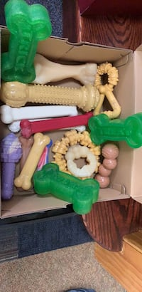 Used Dog toys $1 each or 3 for $2 or everything pictured for $10 New York, 11355