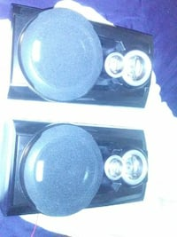 Two Jensen speakers Independence, 64055