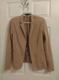 Size S - UK2LA brown blazer