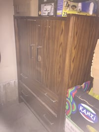 Wooden (solid) cabinet Calgary, T3J 4N7