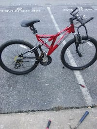 Mongoose domain mountain bike  Gaithersburg