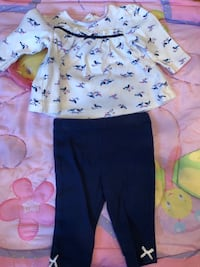 Baby's outfits footie pajama Winchester, 22601