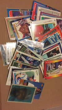 Tim Rock Raines baseball card collection- over 80 cards, all mint and in cases Gilbert, 85298