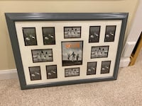 COLLAGE PICTURE FRAME NEW