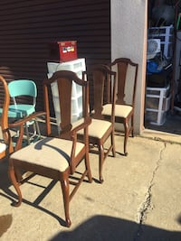 3 old Chairs Waldorf, 20602