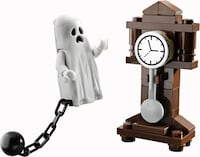 Lego Ghost New Market, 21774