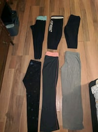 6 PAIRS OF LARGE LEGGING 30$ St. Catharines