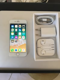 Iphone 6 in argento 16 gb  Fermo, 63900