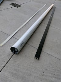 3 pieces x 2.5 meters of pute aluminum Toronto, M6A 0A2