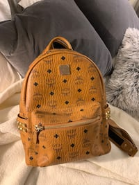 Mcm medium backpack