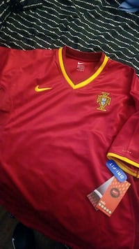classic nike portugal jersey XL Toronto