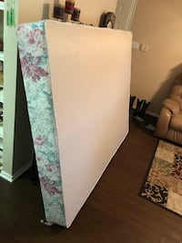 Queen Box Spring - Excellent Condition