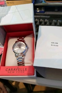 Caravelle New York women's watch