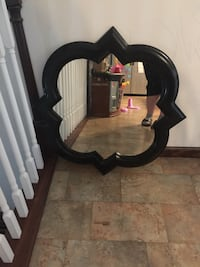 Larger size mirror