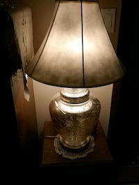 gray and brown table lamp St. Catharines, L2N 4V6