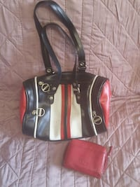 Roots purse bag and Roots Wallet Welland, L3B 4T6