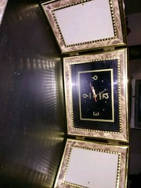 Sabre Picture frame Decorative Clock