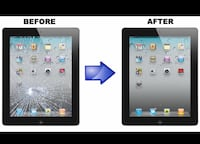 """iPad Glass Replacement **(We Offer same-day Repairs)**"""" Blainville, J7C 5B2"""