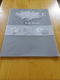 Science Order & Reality Quiz book New Concord, 43762