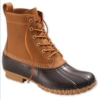 LL Bean Women's  Duck Boots Size 7 Ashburn, 20147