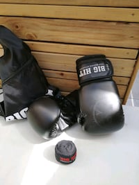 Boxing gloves and wraps Toronto, M6J 1S6