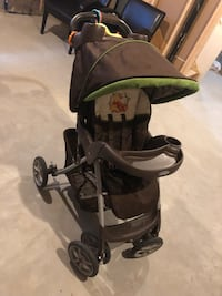 Baby stroller with Car Seater Edmonton, T5T 7H1