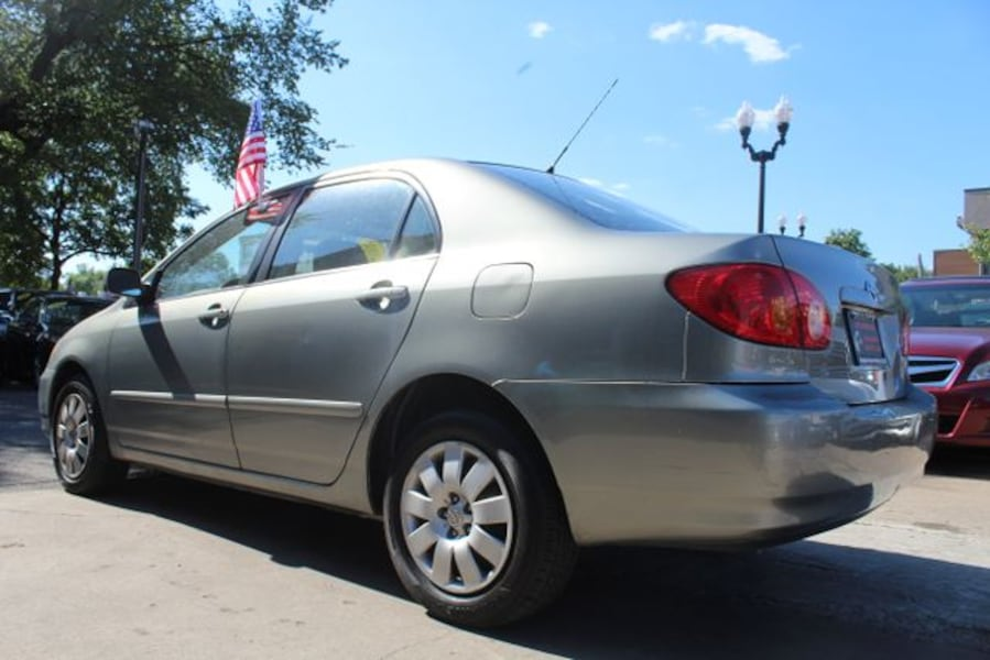 2004 Toyota Corolla for sale 3