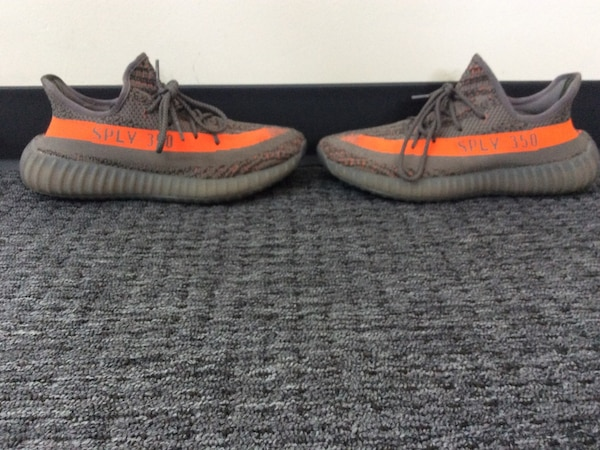 768cd9999 Used Yeezy V2 beluga (fake) for sale in Vancouver - letgo