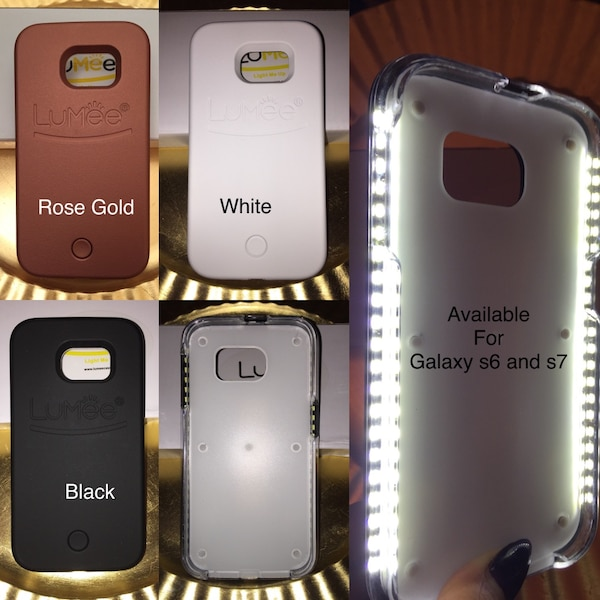 differently 7140a 176ab LUMEE CASE for iPhone 5/5s/SE & Samsung Galaxy s6/s7/s7EDGE
