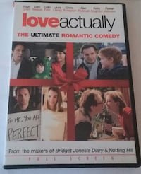 Love Actually DVD*IF AD'S UP, IT'S STILL AVAILABLE Hamilton