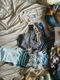 toddler's assorted clothes Portsmouth, 23703