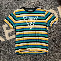 GUESS Vista Striped Tee DEADSTOCK