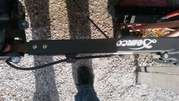 Domco tow bar $700.00 new asking 400.00 or best offer