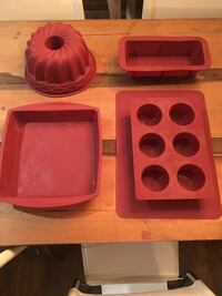 Silicone Baking Set Turner Valley, T0L 2A0