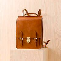Women leather backpack (vintage style, genuine leather) Waterloo, N2L 3A6