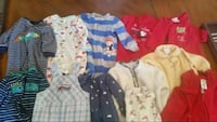 toddler's assorted clothes Stockton