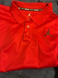Jordan polo style boys large Laurel