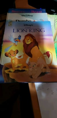 DISNEY BOOKS never read Mississauga, L5J 2Y3