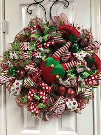 CHRISTMAS WREATH NEW PLZ READ Houston, 77081