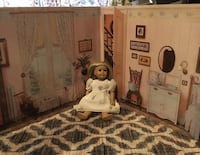 American Girl Doll Samantha GIANT book scenes and settings Vancouver, 98682