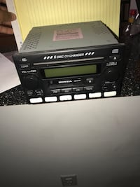 Honda 6 disc cd changer Manassas, 20111