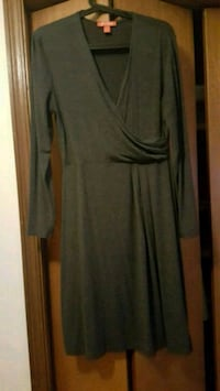 dress grey size small Calgary, T2Z 1S2