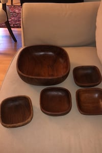 Wooden bowls Arlington, 22201
