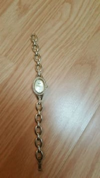 silver chain link necklace with pendant Brampton, L6Y 5R1