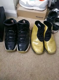 Air Jordan 11 and Futures. Both size 7. Both $150 Hyattsville, 20785