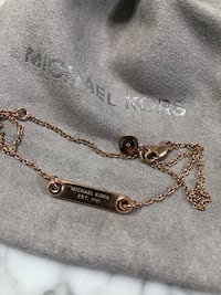 Micheal kors necklace Toronto, M2J 4A6