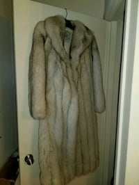 Blue Fox Fur Coat Ottawa, K2G 2J6