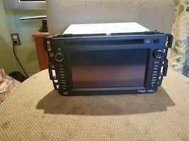 2012-13 Chevy Tahoe navigation