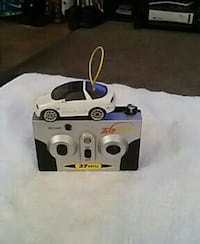 white and black R/C toy car Spokane Valley, 99216
